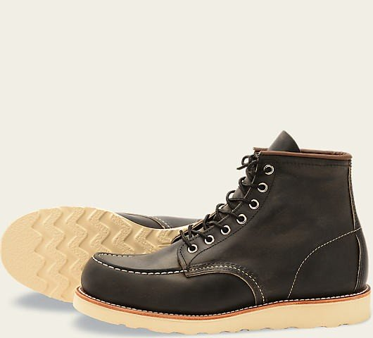 Red Wing 8890 Classic Moc Toe 6 Inch
