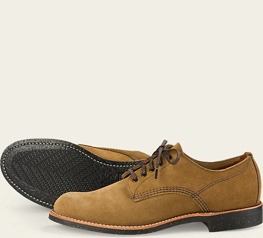Red Wing 8043 Merchant Oxford Olive Mohave
