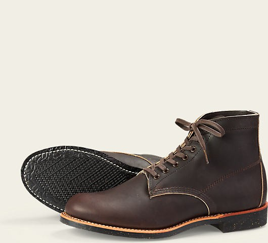 Red Wing 8061 Merchant Ebony Harness