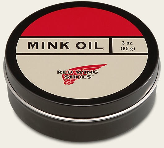 Red Wing Mink Oil 97105 Unisex