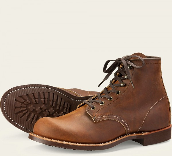 Red Wing 3343 Blacksmith Copper Rough&Tough