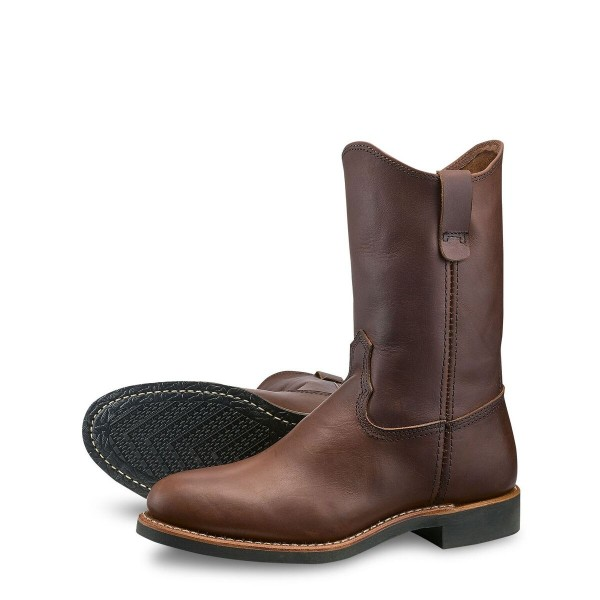 Red Wing 3468 Pecos Amber Harness Women