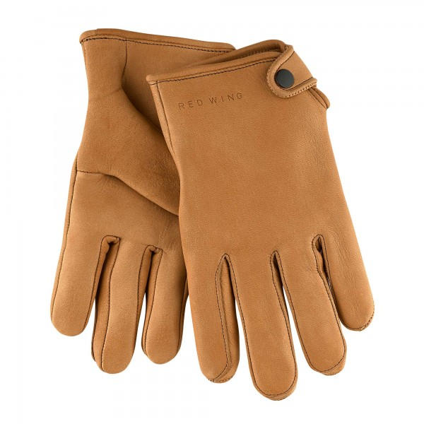 Red Wing 95239 Driver Gloves Tan