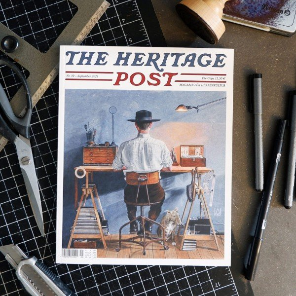 The Heritage Post No. 39 September 2021