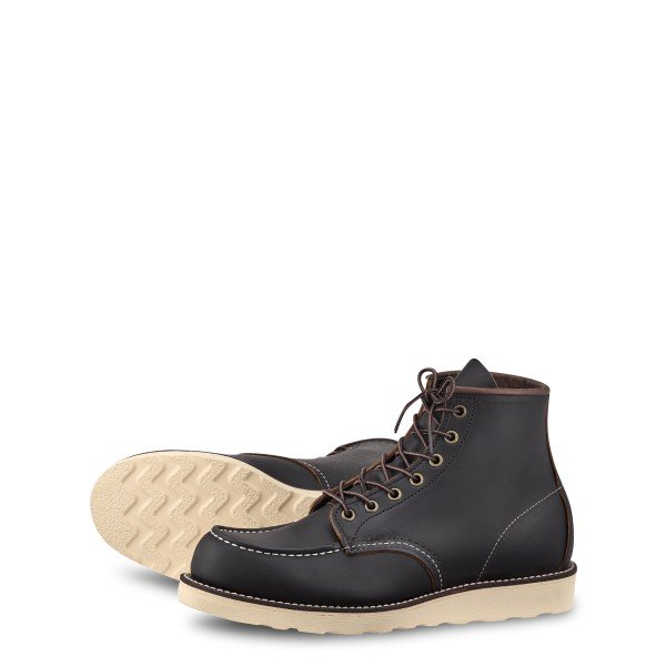 Red Wing Classic Moc 8849 Black Prairie