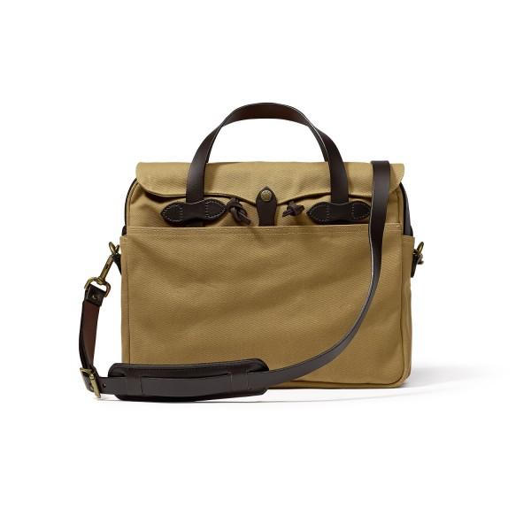 Filson Original Briefcase Tan Herren