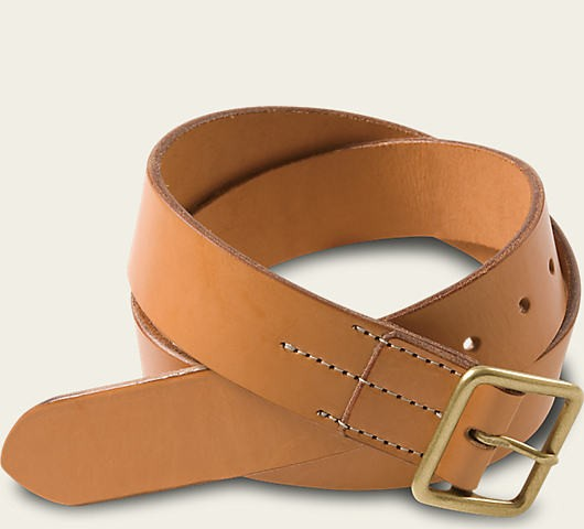 Red Wing Belt Natural Tan 96563