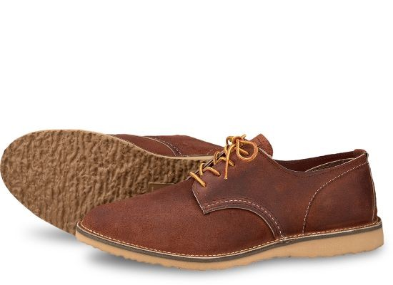 Red Wing 3306 Weekender Oxford Red Maple