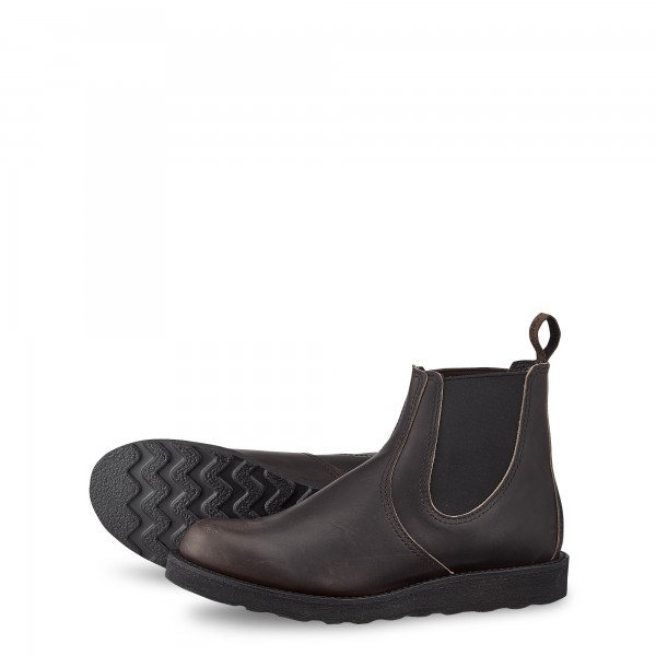 Red Wing Classic Chelsea 3191 Ebony Harness