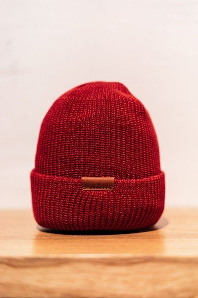 Red Wing 97493 Merino Wool Hat Red Herren