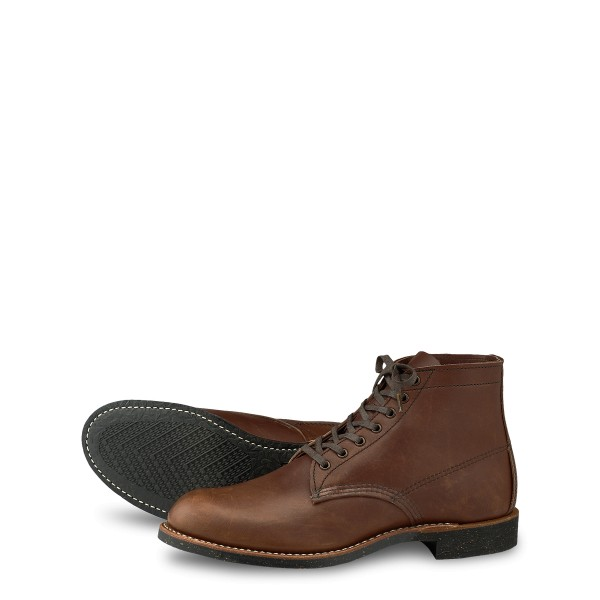 Red Wing Merchant 8064 Amber Harness Herren